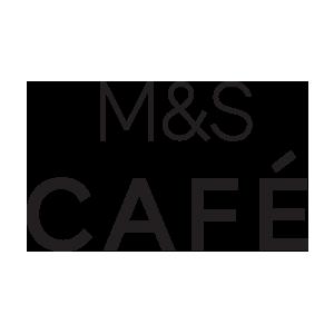 M&S Café Logo